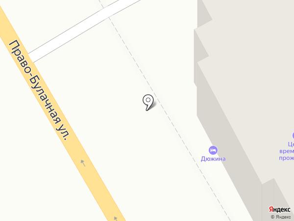 Дюжина на карте Казани