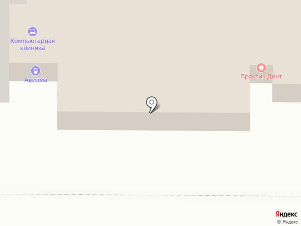ДПД на карте Казани