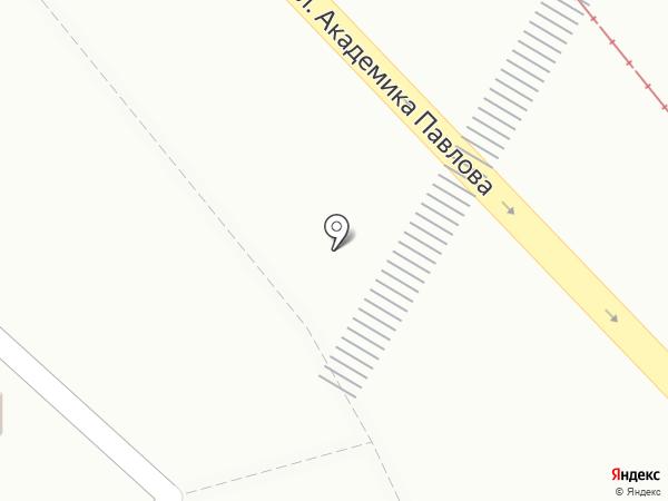 Магазин фастфудной продукции на карте Казани