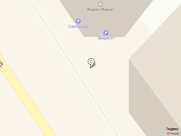 ДЕКСИС на карте Казани