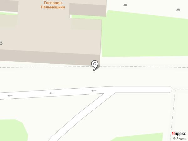 Самовар-бар на карте Казани