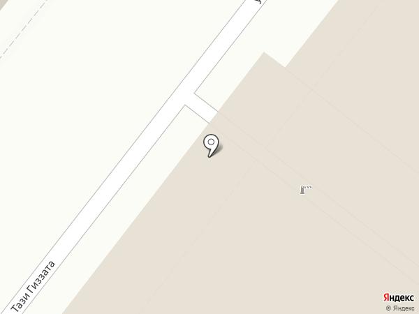Основа, АНО на карте Казани