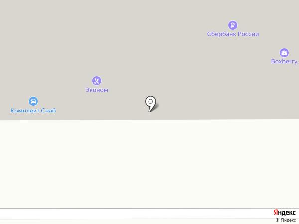 Фабрика потолков на карте Казани