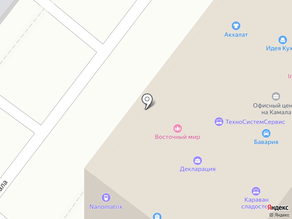 Альфа Фикс на карте Казани