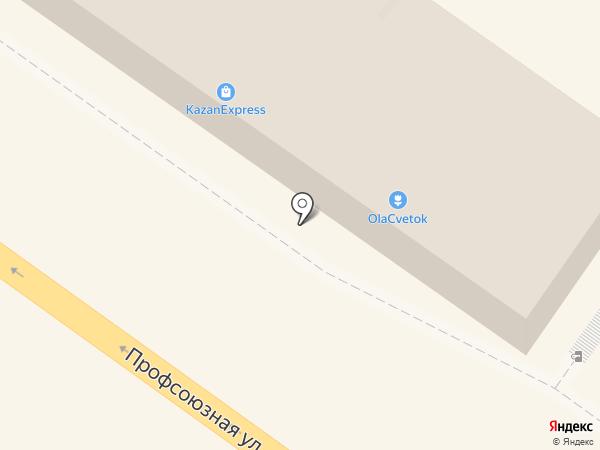 Diva Corner на карте Казани