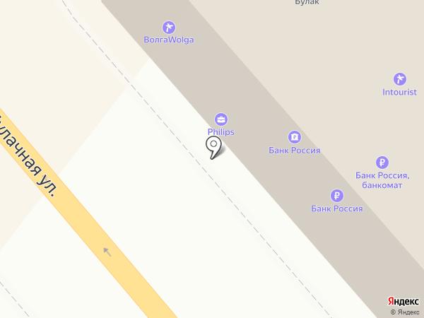 Бизапс на карте Казани