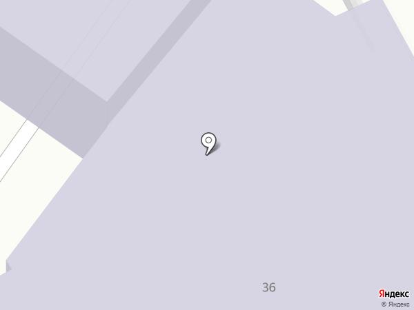 Ихлас на карте Казани