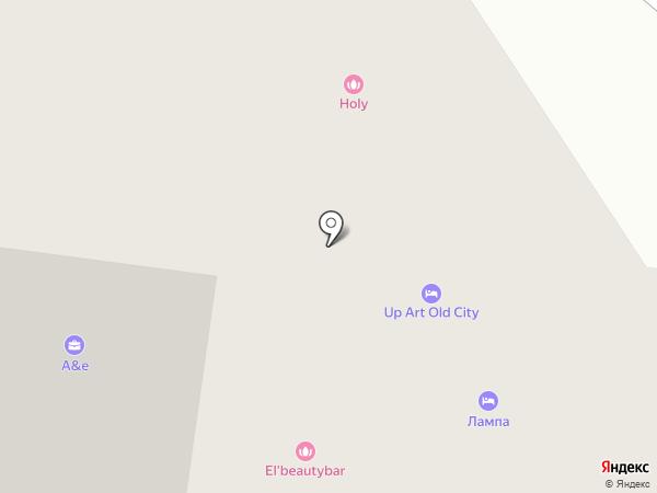 ЯЛАТ на карте Казани