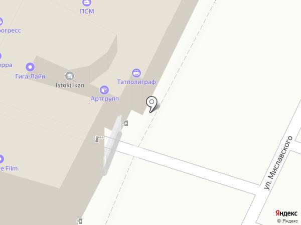 PROQUEST на карте Казани