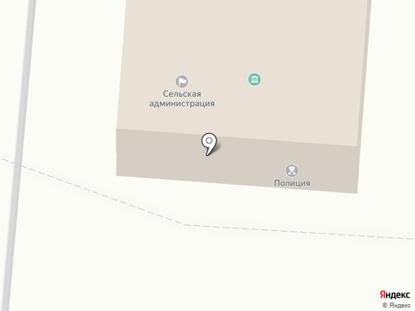 Администрация сельского поселения Подстепки на карте Подстепок