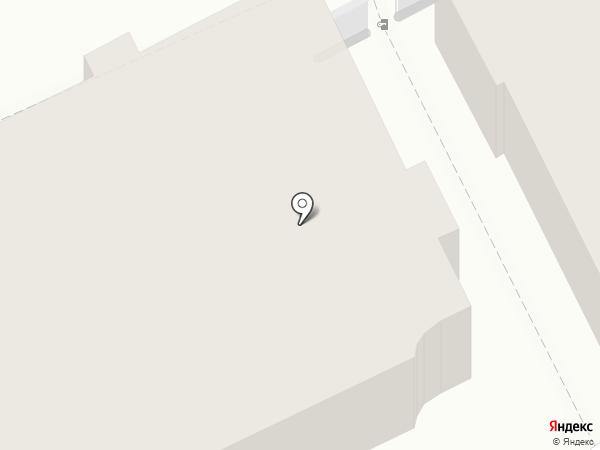 Автостоянка на карте Казани