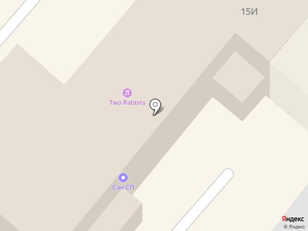 Актив+ на карте Казани