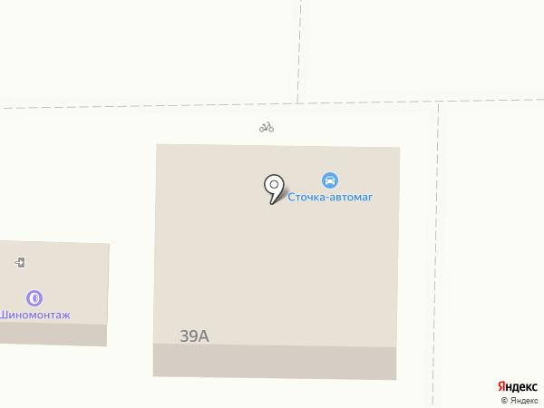 Автосервис на карте Казани