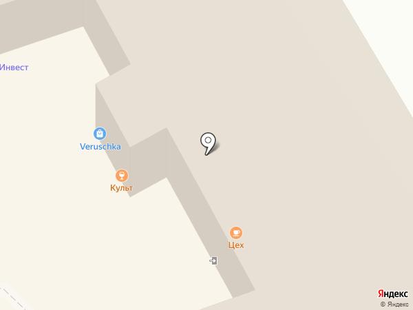 Генацвале на карте Казани