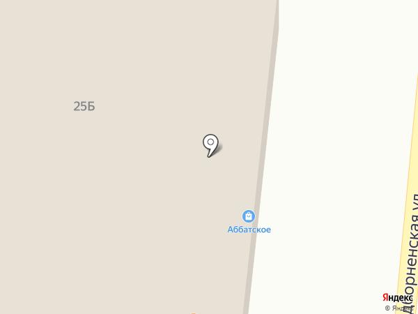 Уют на карте Подстепок