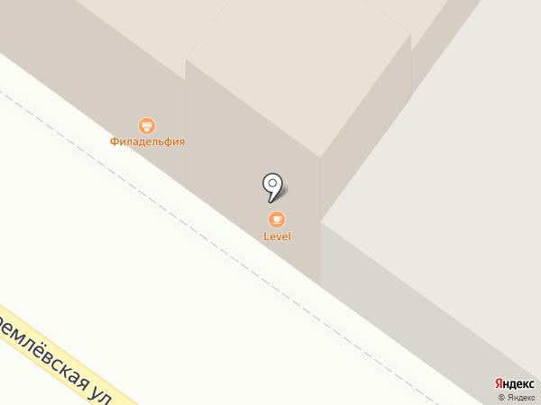 Барвиха Лаунж на карте Казани
