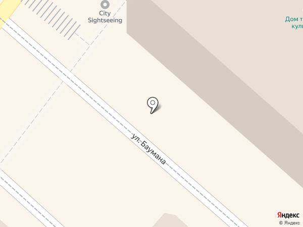 Пельменики на карте Казани