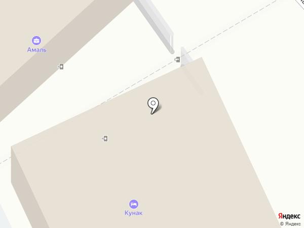Бал на карте Казани