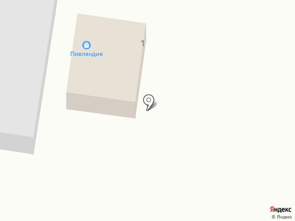 Ромашка на карте Ягодного