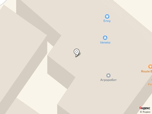 Офис-Сервис на карте Казани