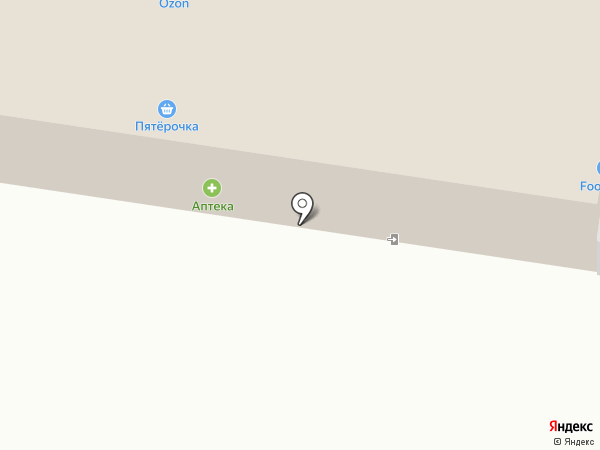 Мюних на карте Ягодного
