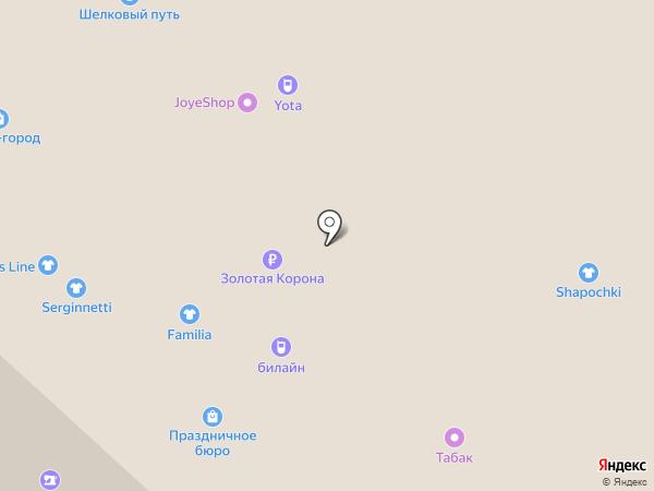 YOTA на карте Казани