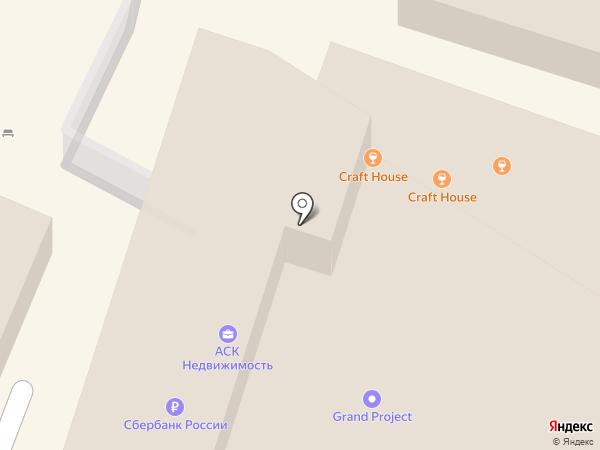 Craft House на карте Казани