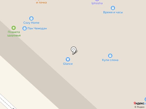 Макдоналдс на карте Казани