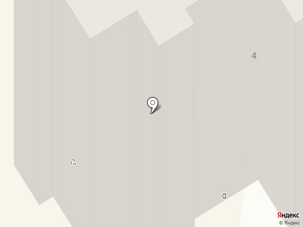 Белая комната на карте Казани