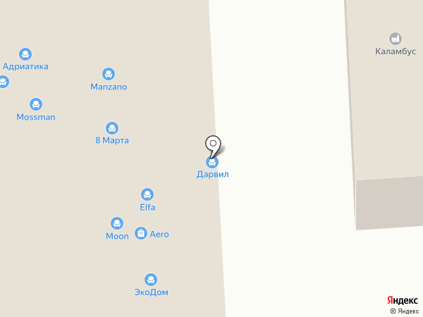 Greta на карте Казани