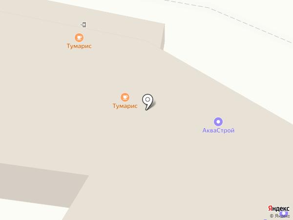 АкваСтрой116 на карте Казани