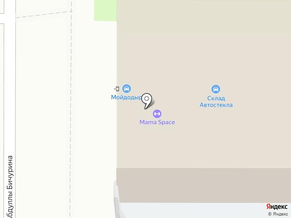Новое Место на карте Казани