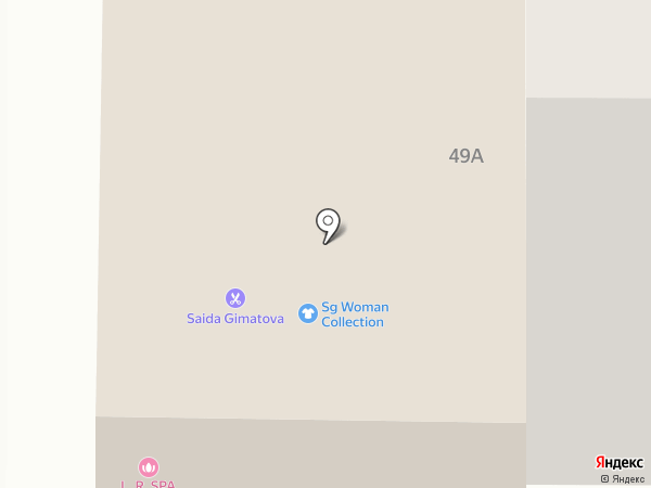 Lil Ballerine на карте Казани