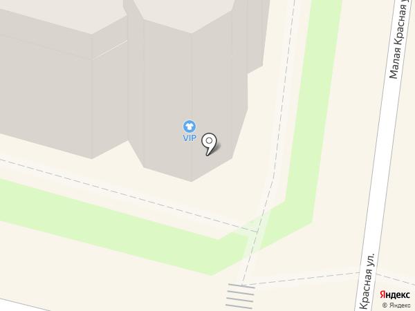 VIP на карте Казани
