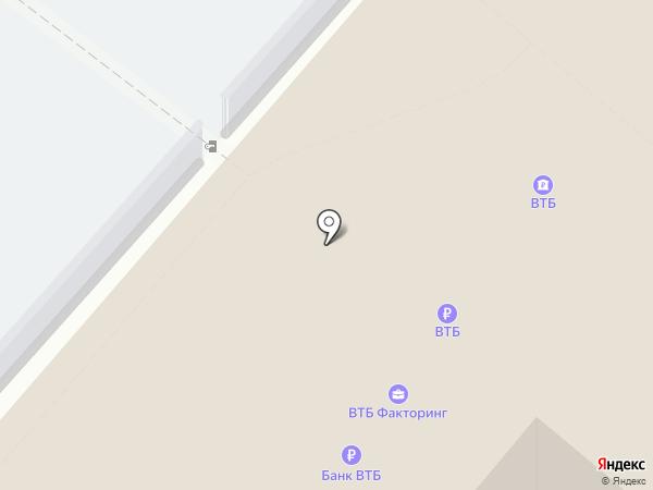 Кружева на карте Казани