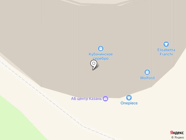 Seta House на карте Казани