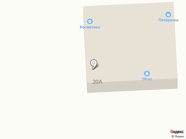 Стиль на карте Подстепок
