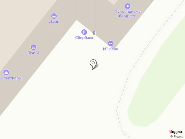 Оранж Кей на карте Казани