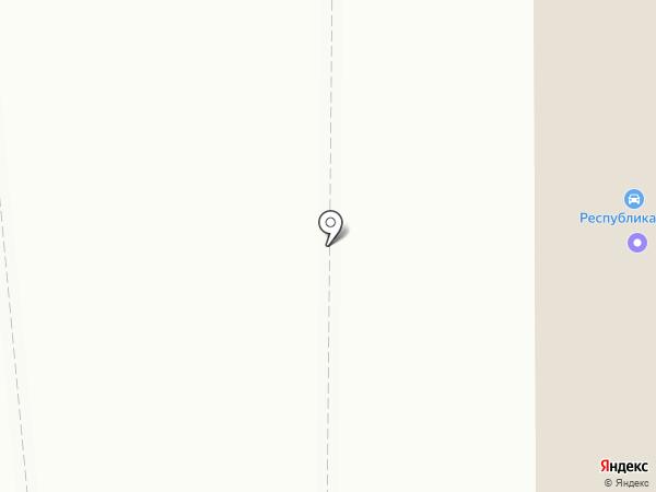 Автотехсервис по продаже, ремонту и замене автостекол на карте Казани