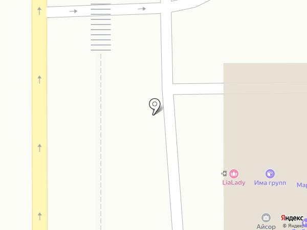 ВизаВик на карте Казани