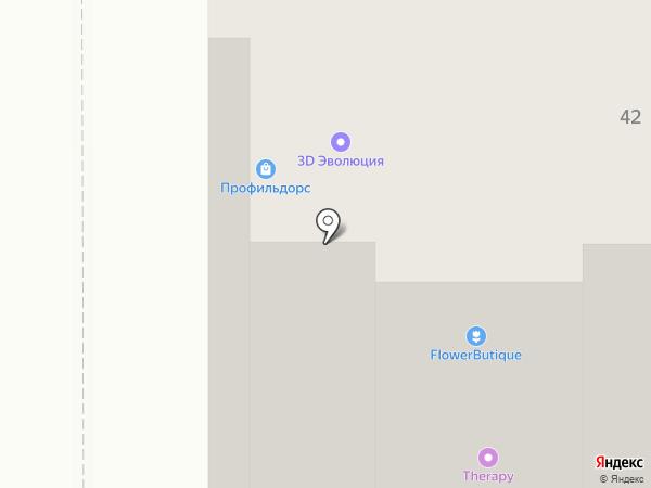Центр эпиляции и косметологии на карте Казани