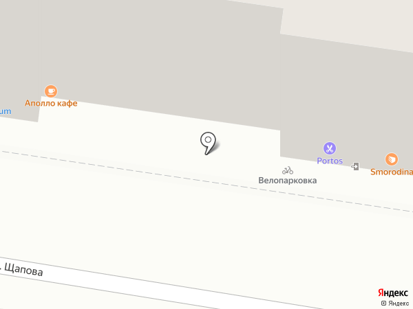 PORTOS на карте Казани