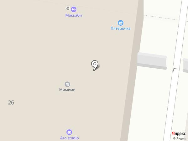 Федерация каратэдо Сито-рю Республики Татарстан на карте Казани