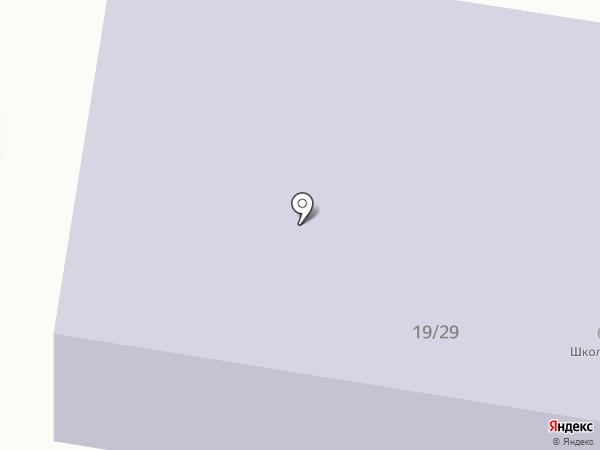 Татарско-русская средняя общеобразовательная школа №98 на карте Казани