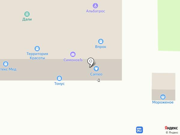 Впрок на карте Казани