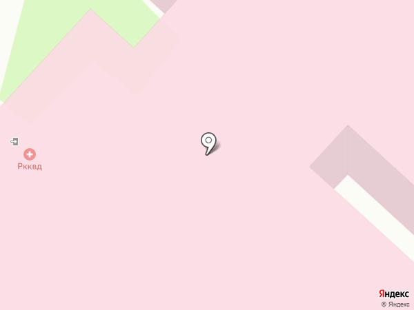 Республиканский клинический кожно-венерологический диспансер на карте Казани