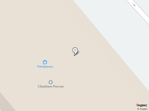 Apteka116.ru на карте Песчаных Ковалей