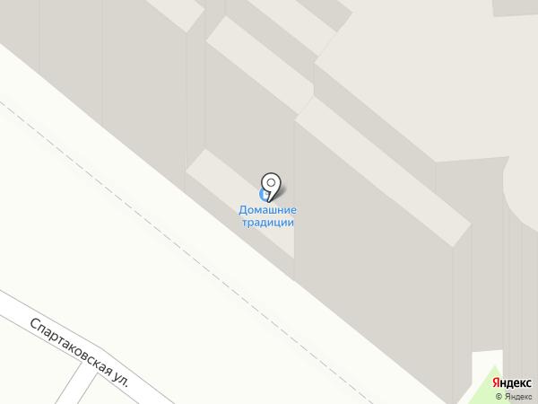 BlackWater на карте Казани