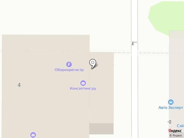 Консалтинг.Ру на карте Казани