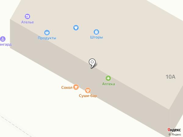 Qiwi на карте Песчаных Ковалей